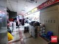 Pedagang Positif Covid-19, Pasar Tanah Abang Tetap Ramai