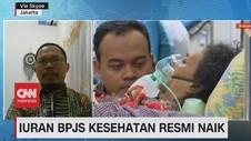 VIDEO: Iuran Bpjs Kesehatan Resmi Naik