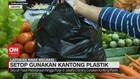 VIDEO: Setop Gunakan Kantong Plastik