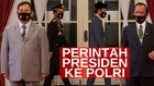 VIDEO: Perintah Jokowi ke Polri Soal Anggaran Covid-19
