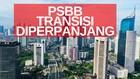 VIDEO: PSBB Transisi DKI Jakarta Diperpanjang 14 Hari