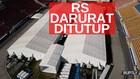 VIDEO: Kasus Covid-19 Menurun, RS Darurat Ditutup