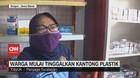 VIDEO: Warga Mulai Tinggalkan Kantong Plastik