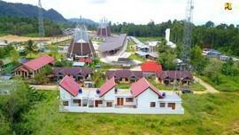 Progres Pengembangan PLBN Skouw RI-Papua Nugini 91,99%