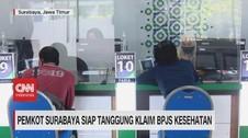 VIDEO: Pemkot Surabaya Siap Tanggung Klaim BPJS Kesehatan