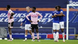 Empat Besar Makin Sengit Usai Everton vs Leicester