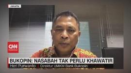 VIDEO: Bukopin: Nasabah Tak Perlu Khawatir