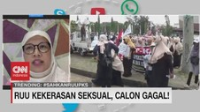 VIDEO: RUU Kekerasan Seksual, Calon Gagal