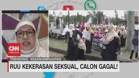 VIDEO: RUU Kekerasan Seksual, Calon Gagal