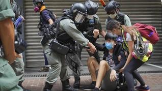 Polisi Hong Kong Akan Tangkap 6 Aktivis Pro-Demokrasi