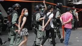 Tiga Warga Hong Kong Didakwa atas UU Keamanan Disahkan China