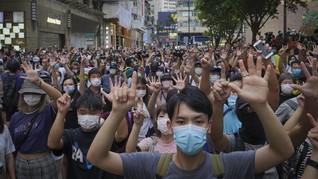 Hong Kong Adili 26 Aktivis Peringati Tragedi Tiananmen