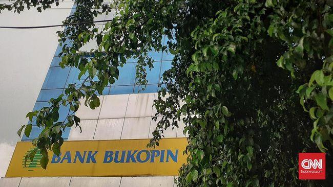 Ilustarsi Bank Bukopin, Jakarta, Kamis, 2 Juli 2020.