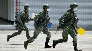 Antisipasi Ancaman China, Taiwan Gelar Simulasi Perang