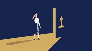 INFOGRAFIS: Jalan Panjang Jadi Anggota The Academy