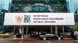 Erick Thohir Jadikan Relawan Jokowi Komisaris Jasa Raharja