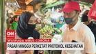 VIDEO: Pasar Minggu Perketat Protokol Kesehatan