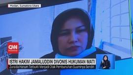 VIDEO: Otak Pembunuhan Hakim PN Medan Divonis Hukuman Mati