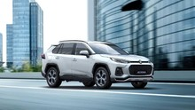 Debut SUV Baru Suzuki Across, Berbasis Toyota RAV4 PHEV