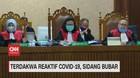 VIDEO: Terdakwa Kasus Jiwasraya Reaktif Corona, Sidang Bubar