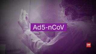 VIDEO: Vaksin Corona Ad5-nCoV Diuji Coba ke Militer China