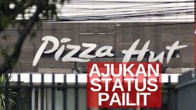 VIDEO: Operator Pizza Hut di AS Ajukan Status Pailit