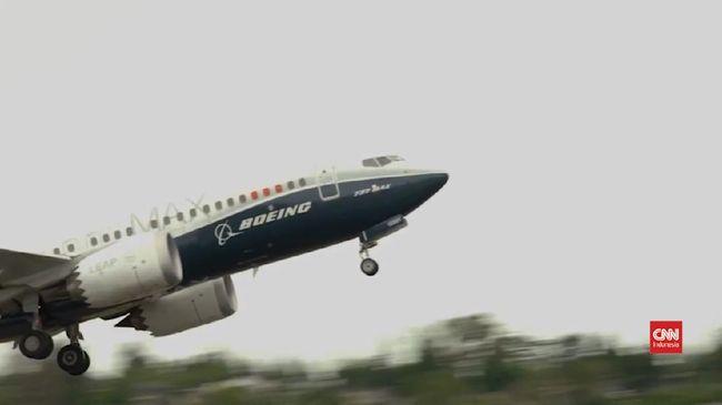 Boeing menerima pengajuan pembatalan pesanan 12 armada pesawat 737 MAX di tengah rencana penerbangan kembali pada akhir tahun.