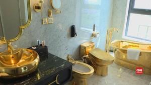 VIDEO: Berkunjung ke Hotel Mewah Berlapis Emas di Vietnam
