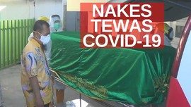 VIDEO: Perawat Senior Meninggal Terpapar Covid-19