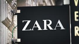 Produsen Zara Tutup 1.200 Gerai Akibat Corona