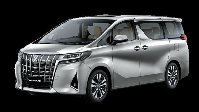 Toyota Alphard berada di posisi empat mobil terlaris menurut data wholesales Gaikindo, sementara posisi pertama adalah pikap Suzuki Carry.