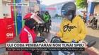 VIDEO: Uji Coba Pembayaran Non Tunai SPBU