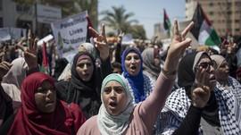 Hamas dan Fatah Bersatu Tolak Rencana Aneksasi Tepi Barat