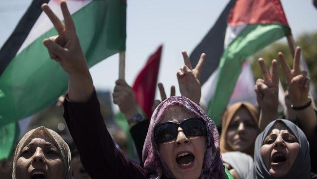 PM Palestina, Mohammad Shtayyeh, mengatakan perjanjian normalisasi hubungan antara Israel dengan UEA dan Bahrain akan menjadi hari berkabung.