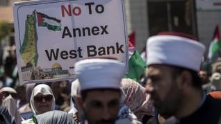 Palestina Harap Biden Bisa Hentikan Proyek Permukiman Israel