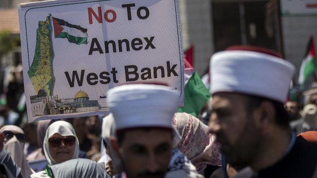 Liga Arab, Palestina, Qatar, dan Yordania mengutuk keras penghancuran Israel atas sebuah desa di Tepi Barat.