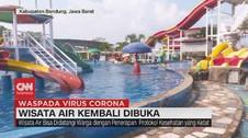 VIDEO: Wisata Air di Bandung Kembali Dibuka