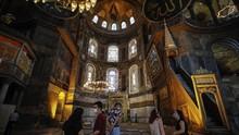 UNESCO Protes Turki Tetapkan Hagia Sophia Sebagai Masjid