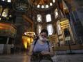 Dewan Gereja Dunia Gusar Turki Ubah Hagia Sophia Jadi Masjid