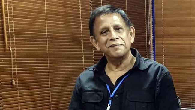 Zacky Anwar Makarim jadi Plt Ketua Umum PB PASI menggantikan Bob Hasan yang meninggal dunia Maret lalu.  Dok: PB PASI