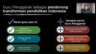 Kemendikbud Rilis Merdeka Belajar Episode 5: Guru Penggerak
