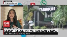 VIDEO: Setop Pelecehan Verbal & Visual