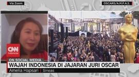 VIDEO: Wajah Indonesia di Jajaran Juri Oscar
