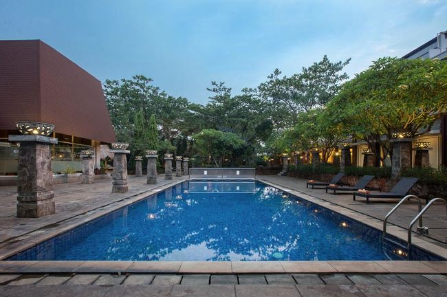8 Hotel Staycation 500 Ribuan Plus Kolam Renang Di Jakarta