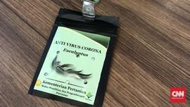 LIPI Respons Klaim Mentan Kalung Kayu Putih Bisa Lawan Corona