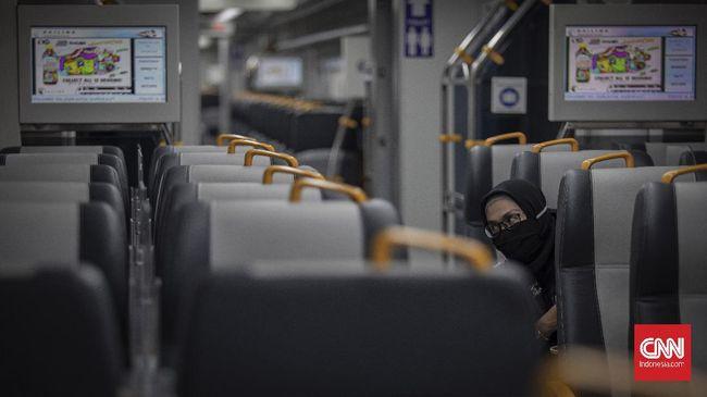 PT Railink menyesuaikan jam perjalanan KA Bandara Soekarno-hatta. Kereta hanya sampai Stasiun Batu Ceper dan normal kembali mulai 11.57 WIB.