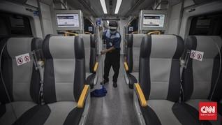 Kereta Bandara Kualanamu Kembali Beroperasi 1 Agustus 2020