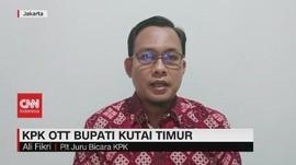 VIDEO: KPK Tangkap Bupati Kutai Timur