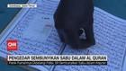 VIDEO: Pengedar Sembunyikan Sabu dalam Al Quran