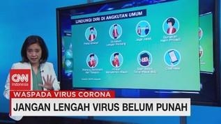 VIDEO: Jangan Lengah Virus Belum Punah